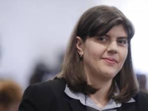 Laura Codruța Kovesi. Foto: digi24.ro