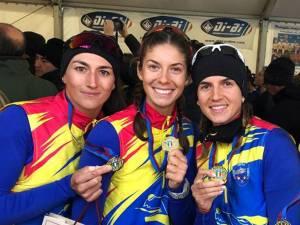 Sucevencele Ancuţa Bodnar, Gianina Beleagă şi Ionela Cozmiuc sunt calificate pentru Olimpiada de la Tokyo