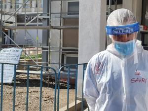 Directorul medical al Spitalului Județean, dr. Valeriu Gavrilovici