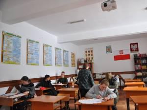 Elevii susțin, peste o luna, examenele naționale