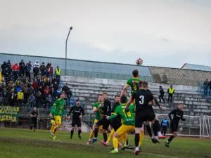 Campionatul Ligii a III-a a fost suspendat definitiv de către FRF. Foto Cristian Plosceac