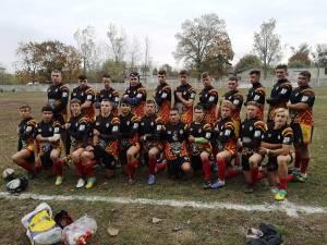 Juniorii U 18 de la CSȘ Gura Humorului, campioni naționali trei ani la rând