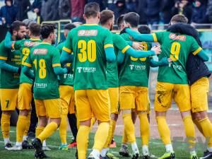 Forestierii încă mai speră că vor evolua în eșalonul superior în viitoarea ediție de campionat