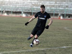 Andrei Alecsandru s-a transferat la Aerostar Bacău