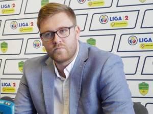 Președintele Forestei, Andrei Ciutac,  speră la o revenire miraculoasă în eșalonul secund