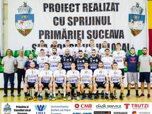 CSU Suceava are drept obiectiv promovarea în eșalonul de elită al handbalului românesc