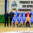Handbaliștii pregătiți de Vasile Boca vor lupta pentru medalii la juniori II, după ce anul trecut au câștigat titlul național la juniori III