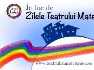 Spectacole de teatru online, ÎN LOC DE Zilele Teatrului Matei Vișniec 2020