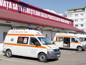 Serviciul de Ambulanţă Județean Suceava