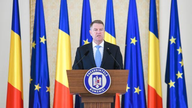 Președintele României, Klaus Werner Iohannis