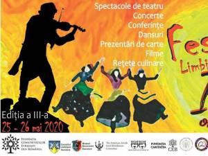 Muzică, teatru, conferințe, bucătărie evreiască, la a treia ediție a Festivalului Limbii și Teatrului Idiş
