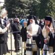 Slujba înmormântării Părintelui Arhiepiscop Pimen este oficiată acum, la Catedrala Arhiepiscopală din Suceava