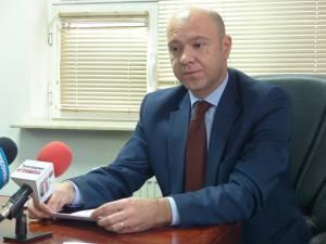 Directorul general al CAS Suceava, Cristi Bleorțu