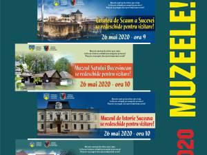 Cinci dintre obiectivele Muzeului Național al Bucovinei se redeschid începând de marți