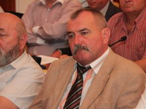 Vicepreședintele Consiliului Județean Suceava, Gheorghe Niță