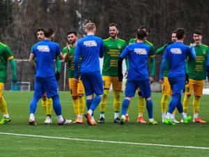 Foresta şi Bucovina Rădăuți au fost printre fruntașele Seriei I a Ligii a III-a în sezonul recent încheiat. Foto Cristian Plosceac