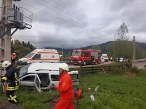 Un mort și trei răniți grav, bilanțul accidentului provocat de un tânăr beat și fără permis