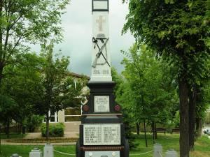 Monumentul Eroilor din Primul Război Mondial, din Burdujeni