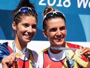 Gianina Beleagă şi Ionela Cozmiuc sunt favorite la medalii la Jocurile Olimpice de anul viitor
