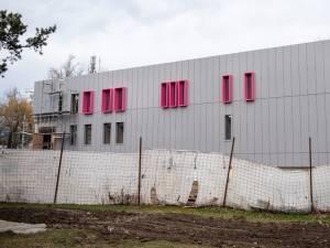 Centrul de radioterapie de la Spitalul Suceava