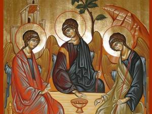 Duhul Sfânt, a treia Persoană a Preasfintei Treimi