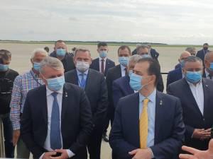 Întâlnirea de lucru de la Aerportul Ștefan cel Mare Suceava
