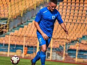 Iulian Ionesi va debuta ca antrenor pe banca echipei sale de suflet. Foto Cristian Plosceac