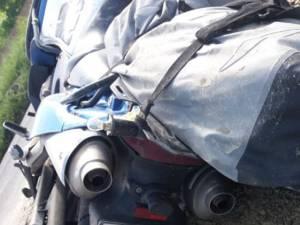 Un motociclist din Suceava, fost campion la karate al Danemarcei, a murit într-un cumplit accident