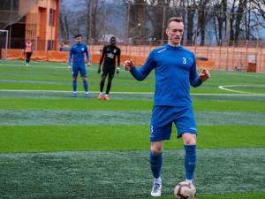 Vasile Vitu a semnat un contract pe doua sezoane cu Foresta. Foto Cristian Plosceac