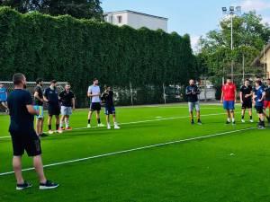 Handbaliștii suceveni au început pregătirea pentru turneul final
