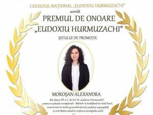 """Bilanțul performanței școlare de la Colegiul Național """"Eudoxiu Hurmuzachi"""" din Rădăuți, la final de an școlar 2019-2020"""