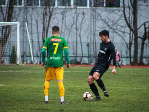Vasilică Mihăeş a jucat un sezon pentru Bucovina Rădăuți