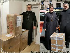 Pr. Vasile Florin Reuţ, inițiatorul unei acțiuni caritabile