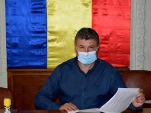 Primarul Fălticeniului, Gheorghe Cătălin Coman