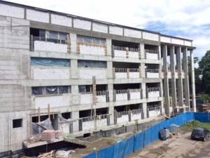 Noul sediu al Judecătoriei Rădăuți