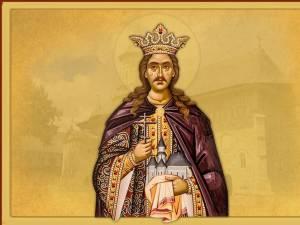 Sfântul Voievod Ştefan cel Mare