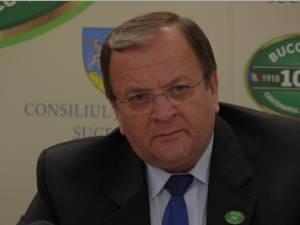Președintele CJ, Gheorghe Flutur