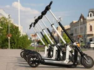 50 de trotinete electrice vor fi cumpărate de Primăria Suceava