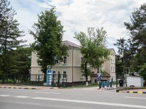 Doar doua persoane cu Covid-19 au fost internate in Spitalul Suceava