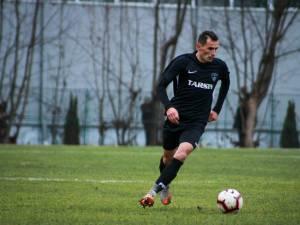 Iosif Netbai este cel de-al doilea jucător transferat de Foresta în această vară. Foto Cristian Plosceac