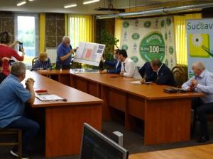Aleșii locali suceveni, întruniți într-o ședință de Consiliu Local de îndată, au aprobat, în unanimitate, realizarea Sălii Polivalente cu 5000 de locuri