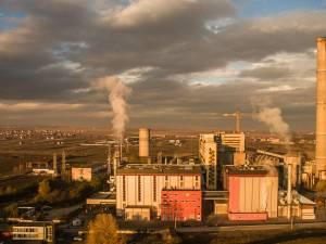 Bioenergy Suceava s-a aprovizionat deja cu stocuri mari de biomasă