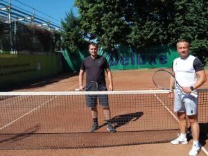 Ciprian Nicoară și Lucian Darea s-au întâlnit în cadrul Categoriei Secundară