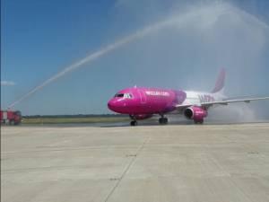 Zborul Suceava-Larnaca, inaugurat vineri
