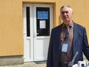 Managerul Spitalului Municipal Vatra Dornei, Valentin Stan