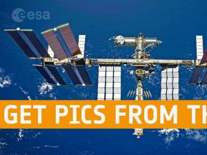 """Material didactic pentru obținerea de imagini de la bordul Stației Spațiale Internaționale, realizat prin contribuția unui profesor de la Colegiul """"Dragoș Vodă"""""""