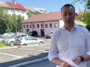 Viceprimarul Lucian Harșovschi, care a fost prezent în teren la mai multe faze ale lucrărilor