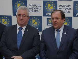 Ion Lungu si Gheorghe Flutur