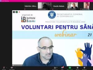 Președintele Asociației Institutul Bucovina, Petru-Vasile Gafiuc
