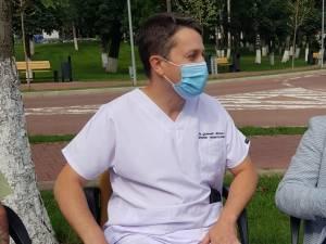 Dr. Marius Grămadă şi dr. Alexandru Calancea